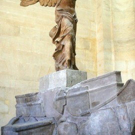 winged victory of samothrace image courtesy allairports