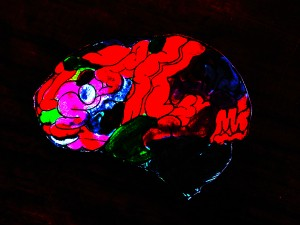 painted brain (2) by amer azad