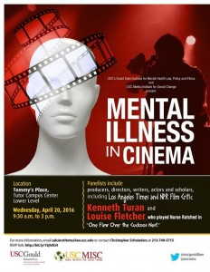 mental illness in cinema