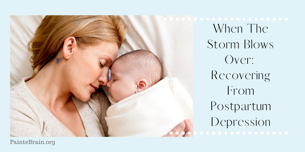 Recovering from postpartum depression