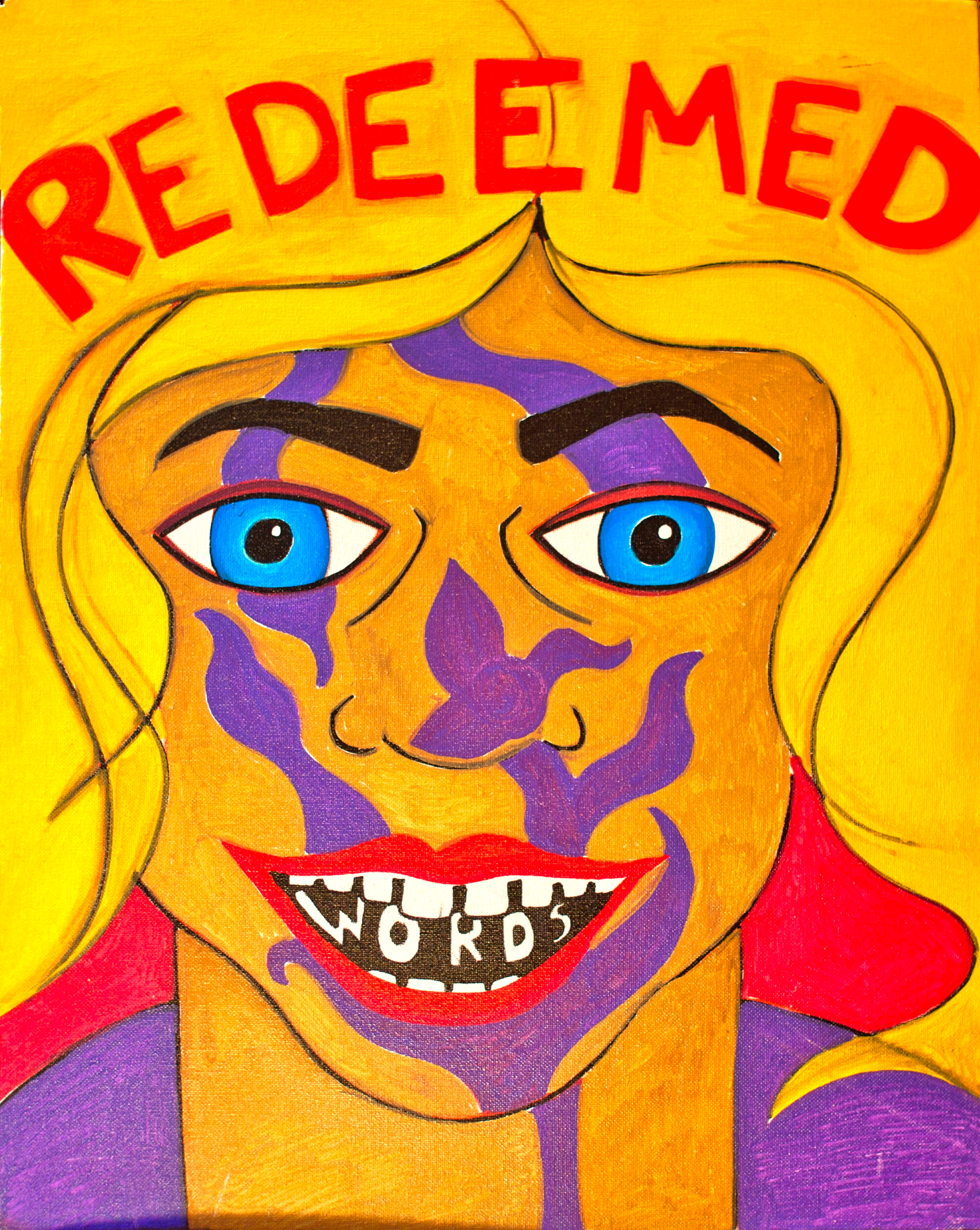 Redeemed by Brette Sydney Tell