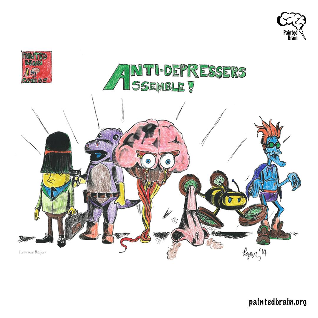 anti depressers assemble