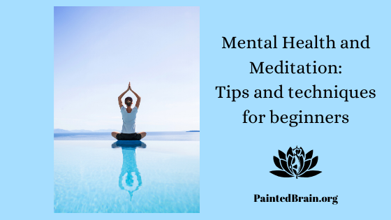 the mental health benefits of meditation