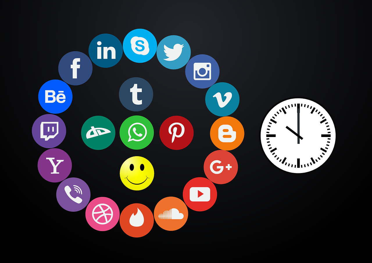 Take control of the time you spend on social media