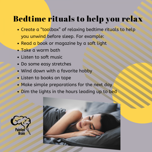 Tips on improving Sleep