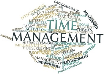 Time management and your mental health