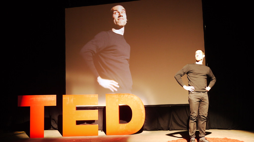 TED talk, power pose