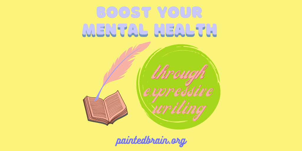 Boost your mental health with expressive writing