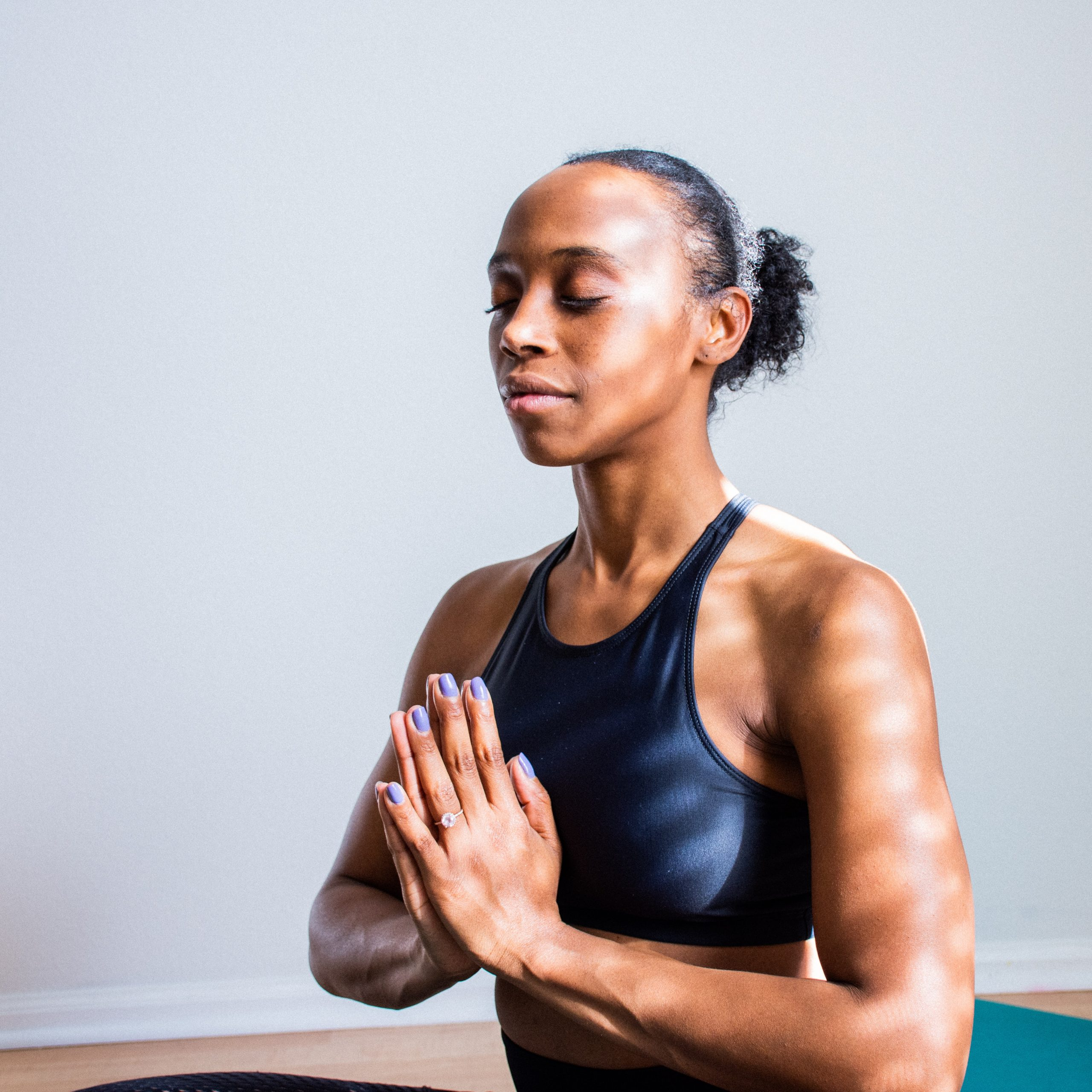 self care stay active yoga