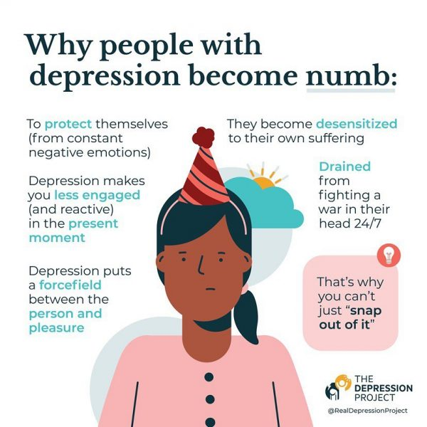 The Depression Project Instagram