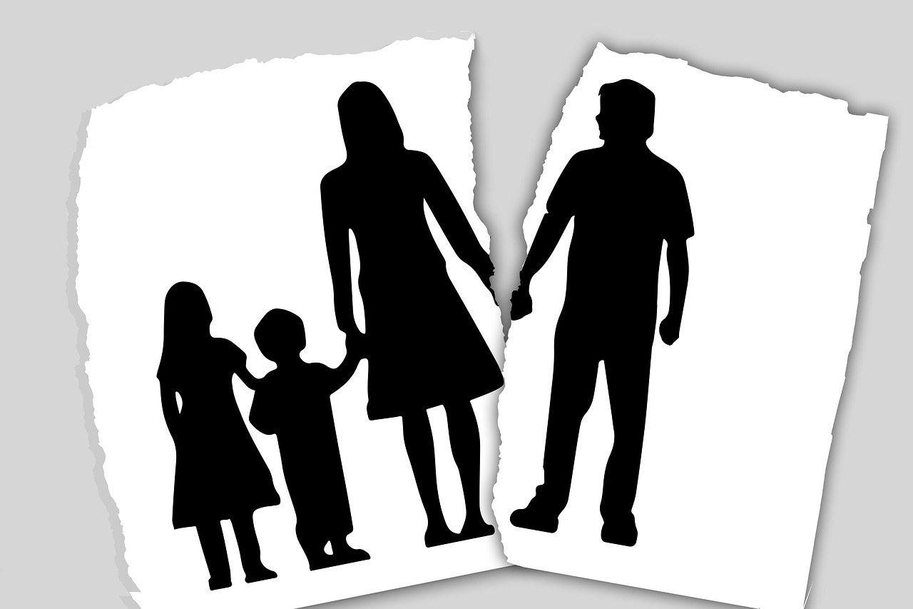 Family divorce